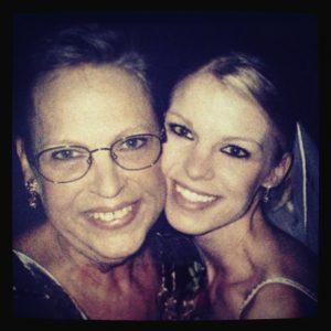 Kendra & Mom - 2002 December 27