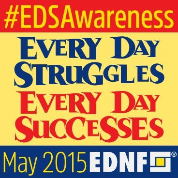 May is National Ehlers-Danlos Syndrome Awareness Month