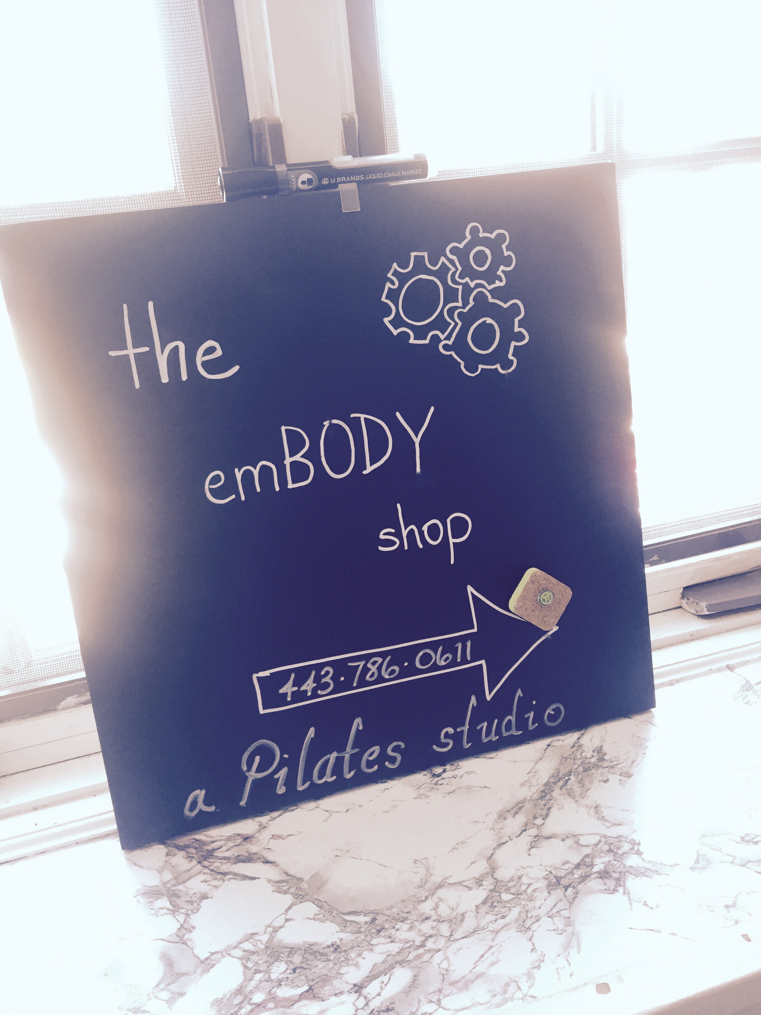 The emBody Shop – New Pilates Studio in Easton, MD