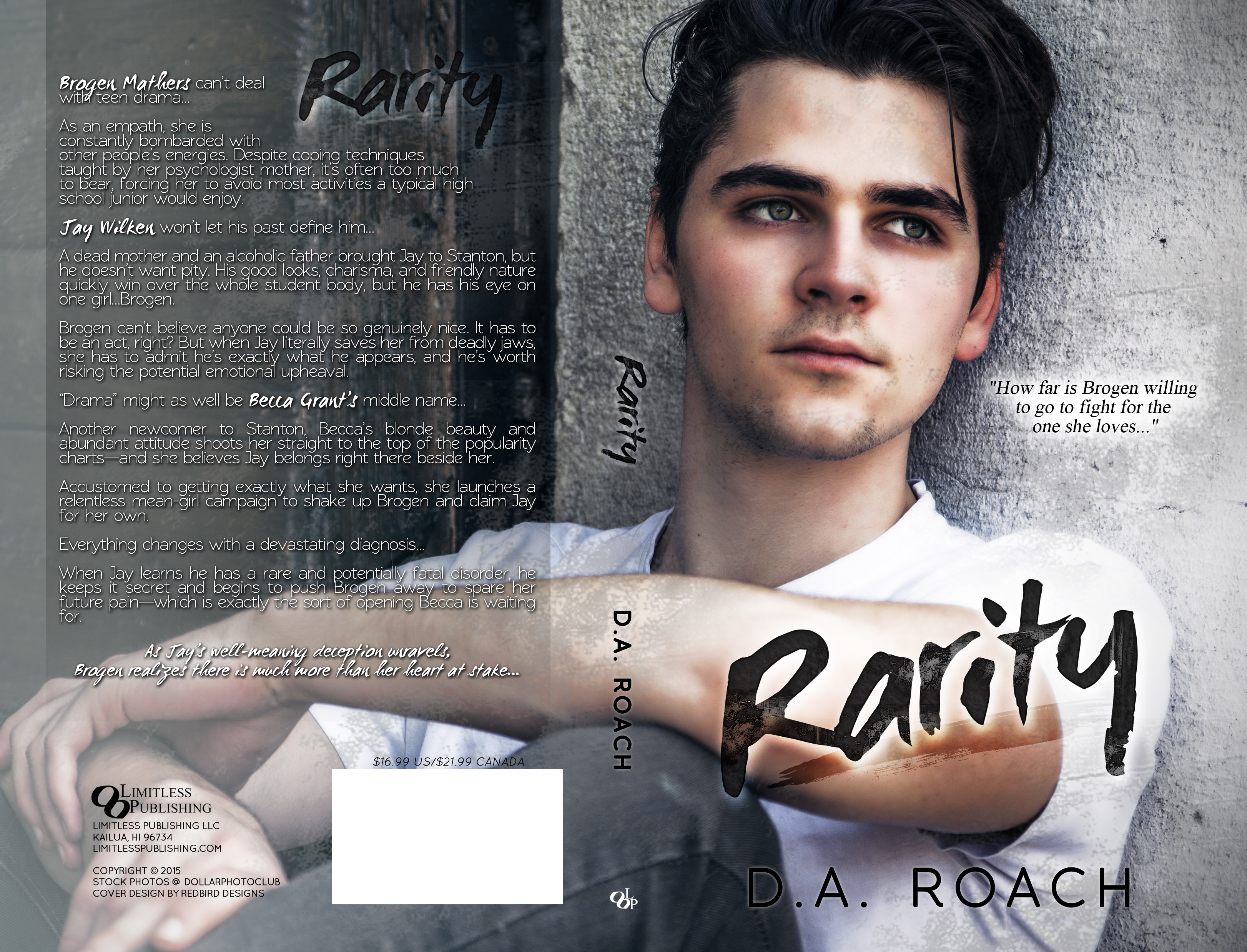 Chasing a cure for Vascular Ehlers-Danlos Syndrome – Interview with D.A. Roach – author of Rarity (and book giveaway!)