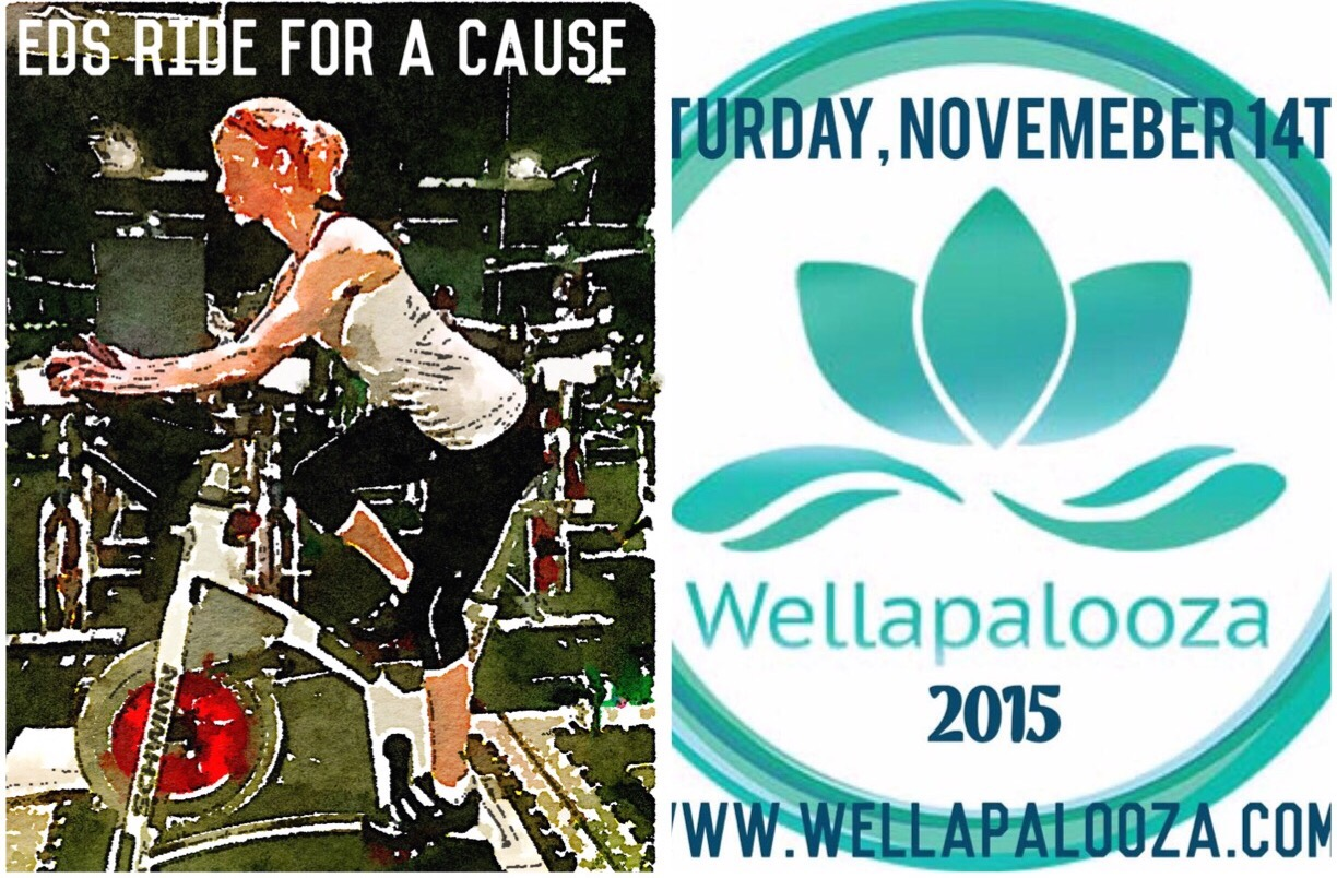 Updates – Wellapalooza 2015, EDS Ride for a Cause and contest winner annoucements!