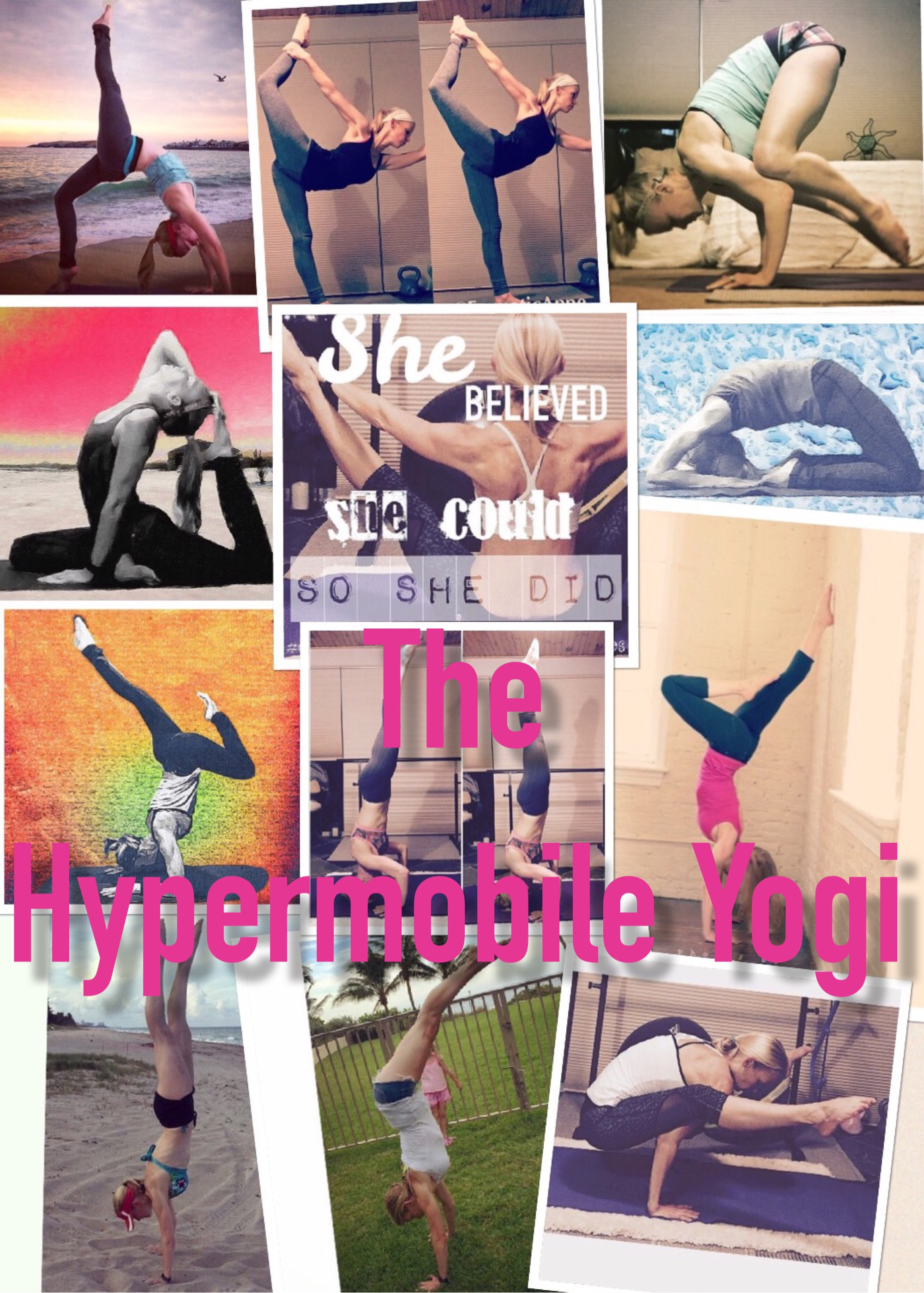 The Hypermobile Yogi – Practicing Yoga with Joint Hypermobility Syndrome