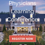 EDS Wellness' 2017 Physicians Learning Conference is 2 weeks away!